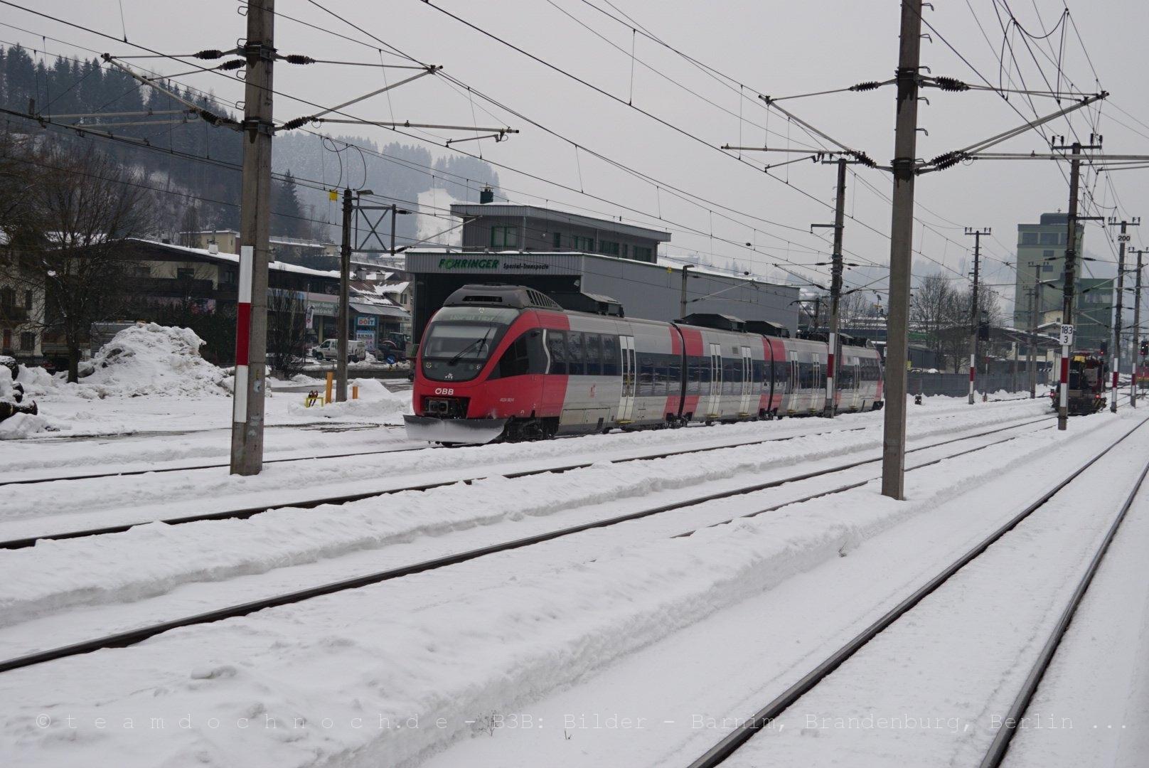 4024 083-0 als S6 nach Wörgl in Hopfgarten
