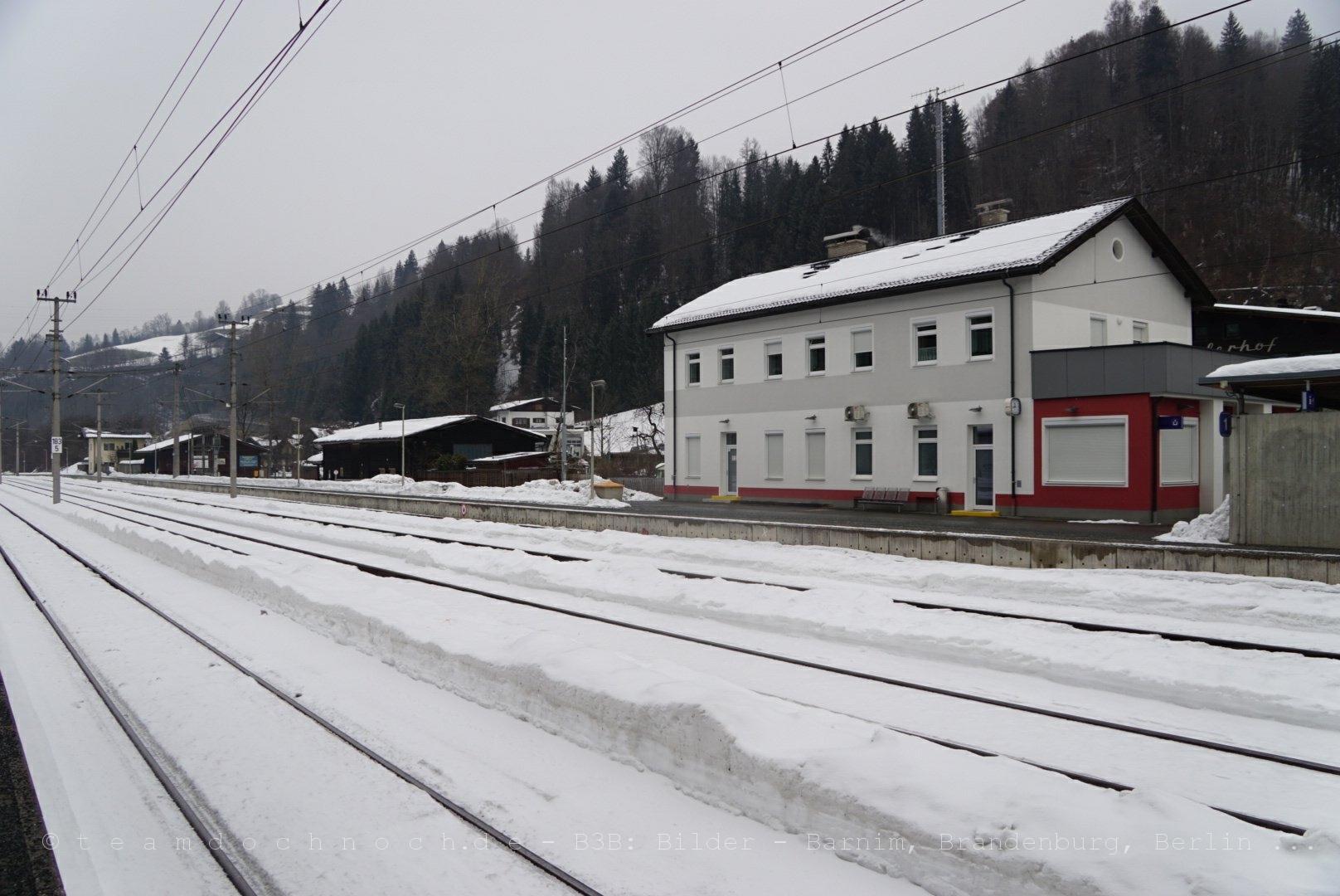 Bahnhof Hopfgarten