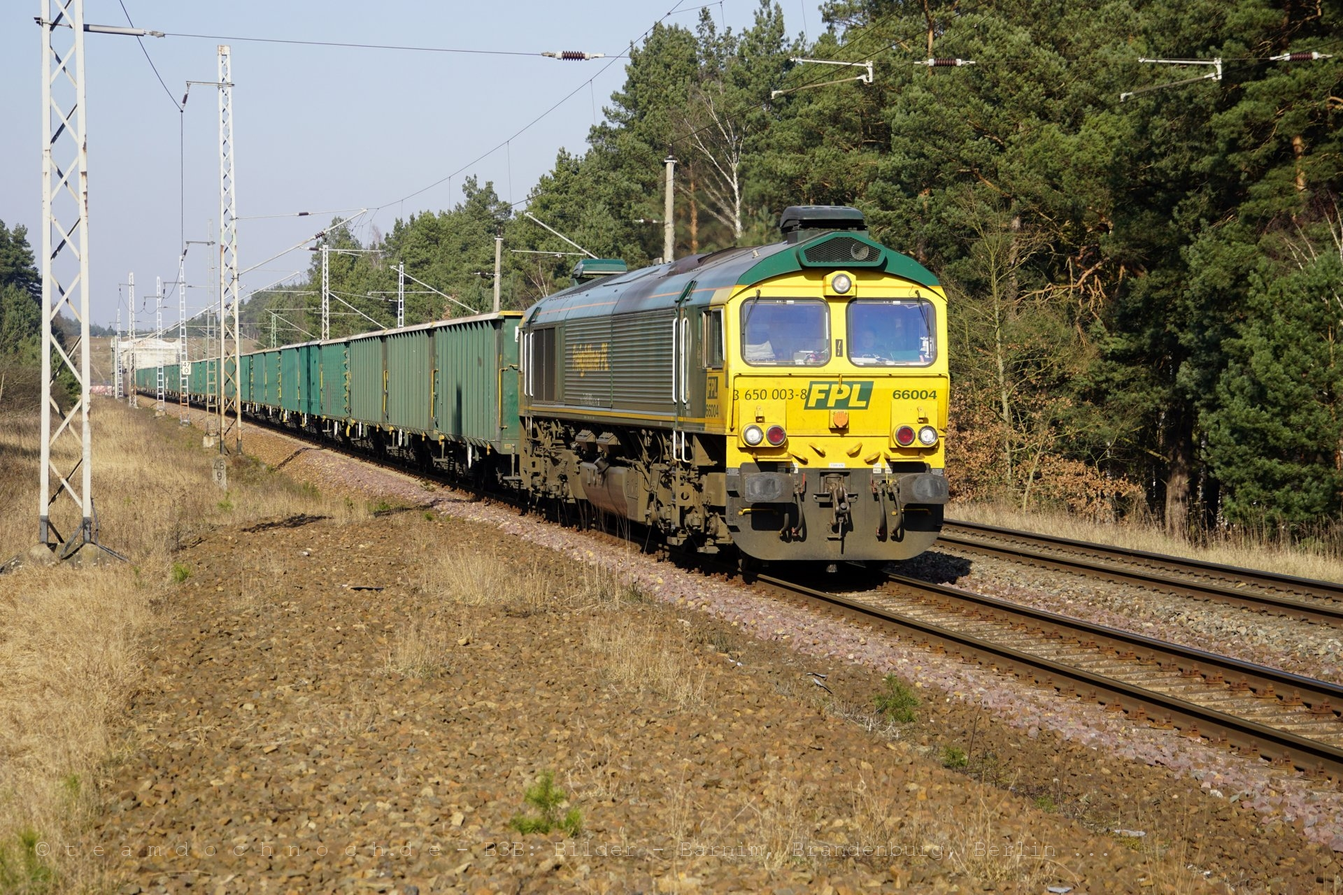 Freightliner 66004