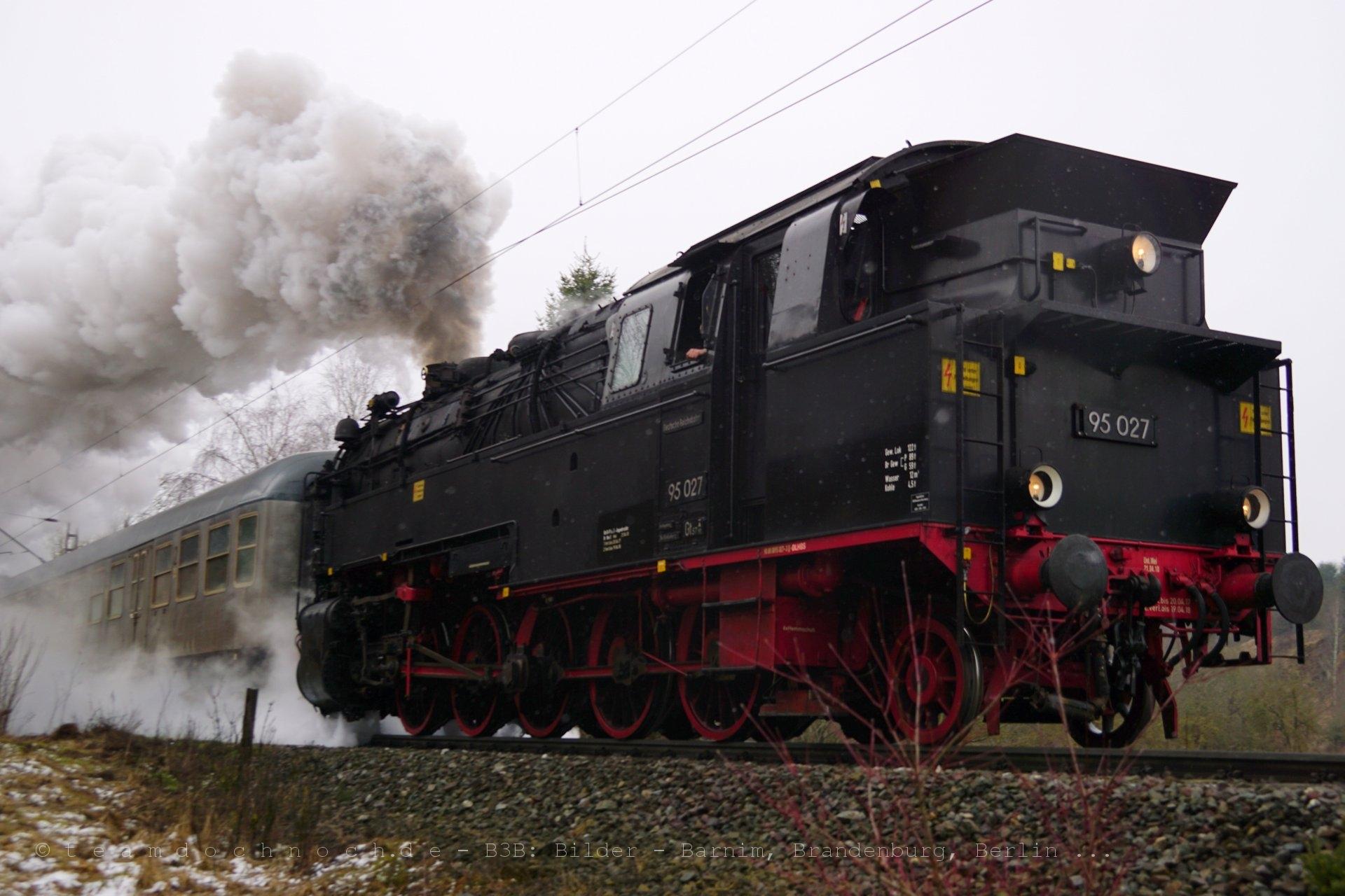95 027 auf der Rübelandbahn