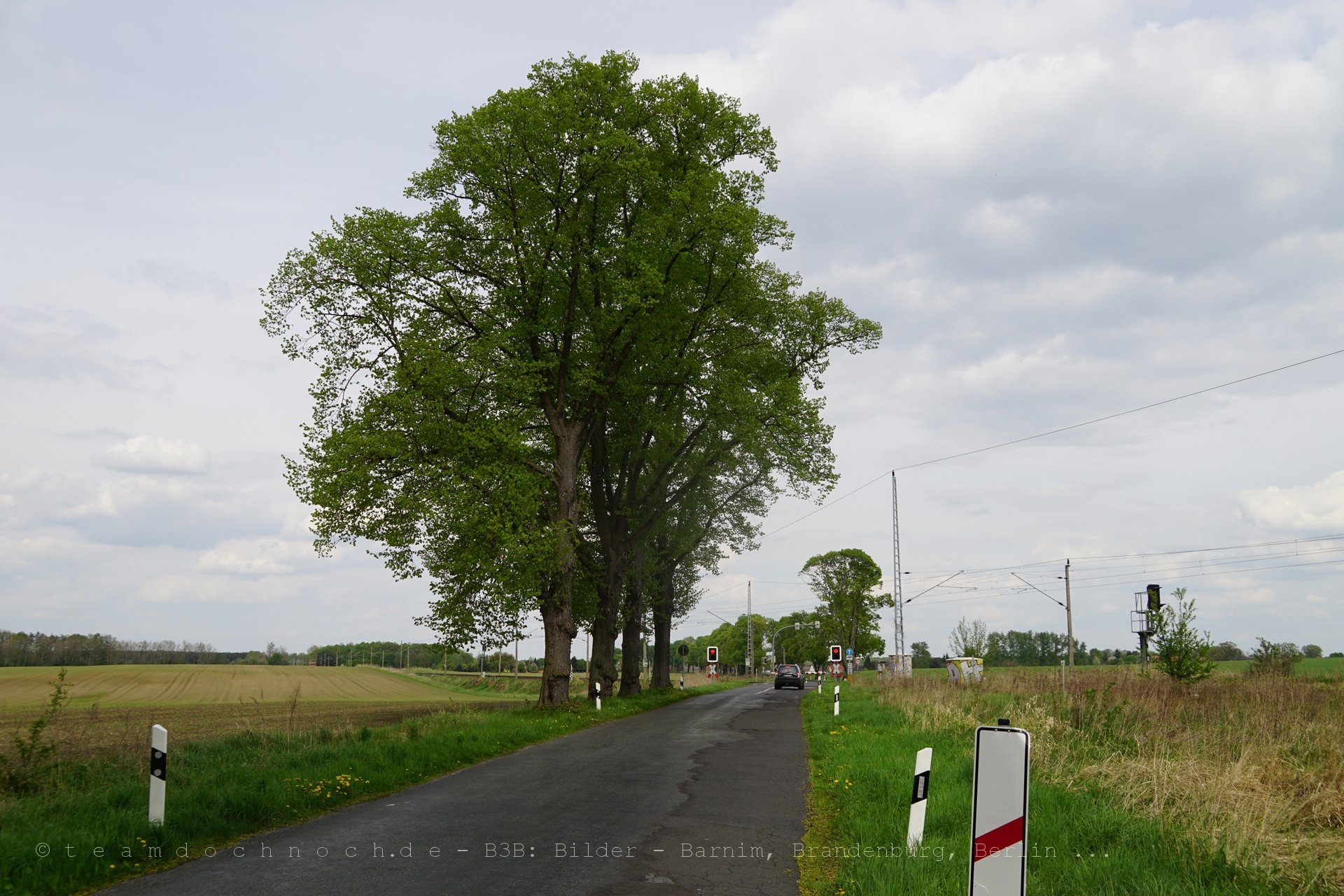 Bahnübergang Rüdnitz – Danewitz (K6005)