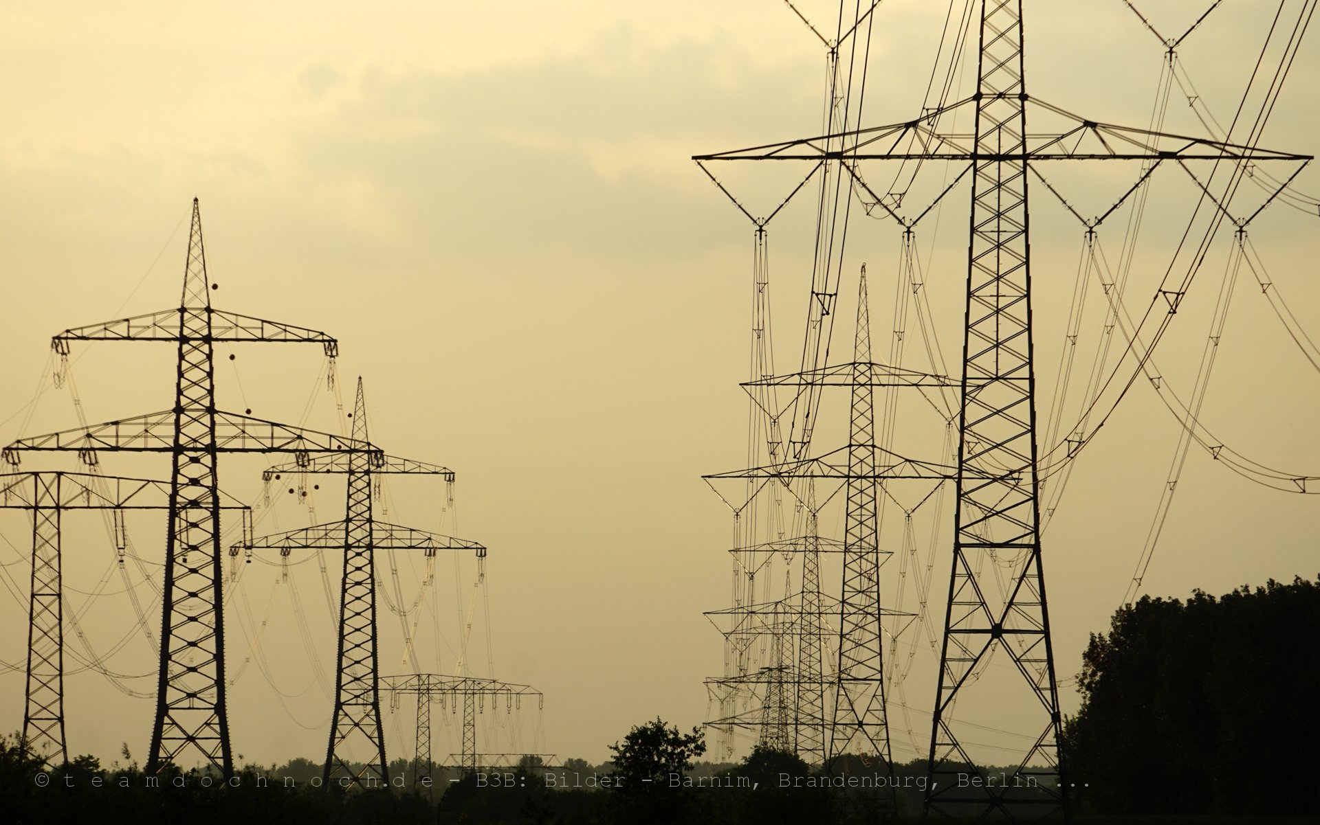 Wege des Stroms