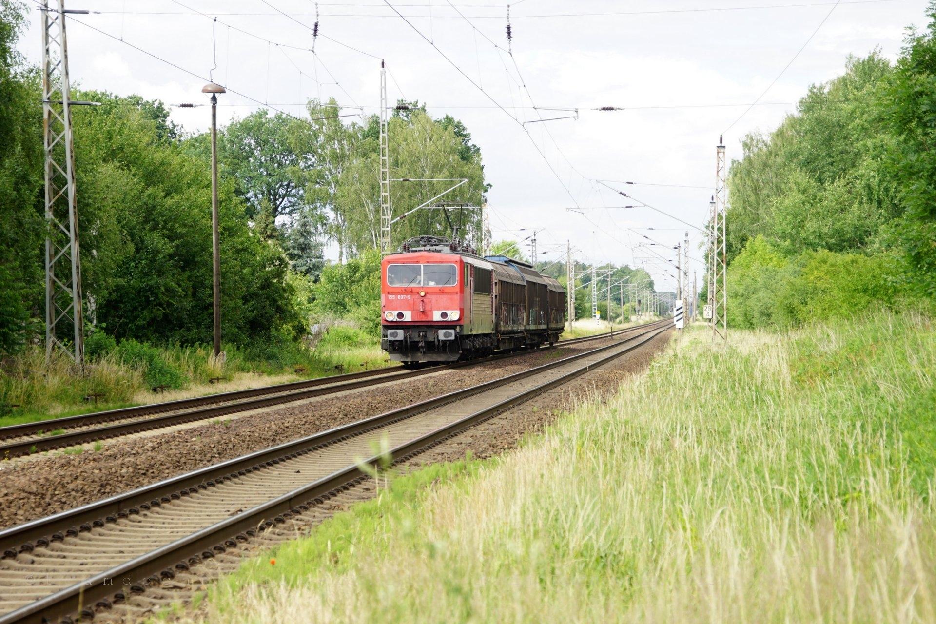 155 097-9 in Rüdnitz