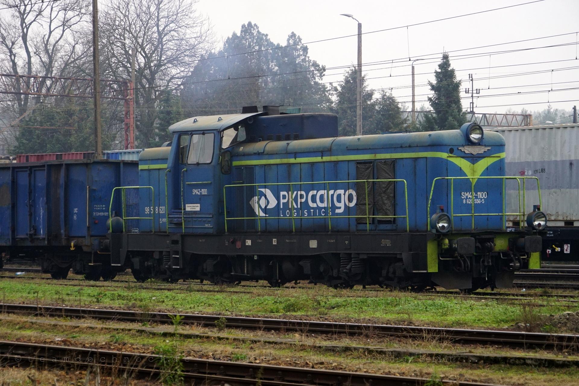 SM42-1100 in Czerwieńsk