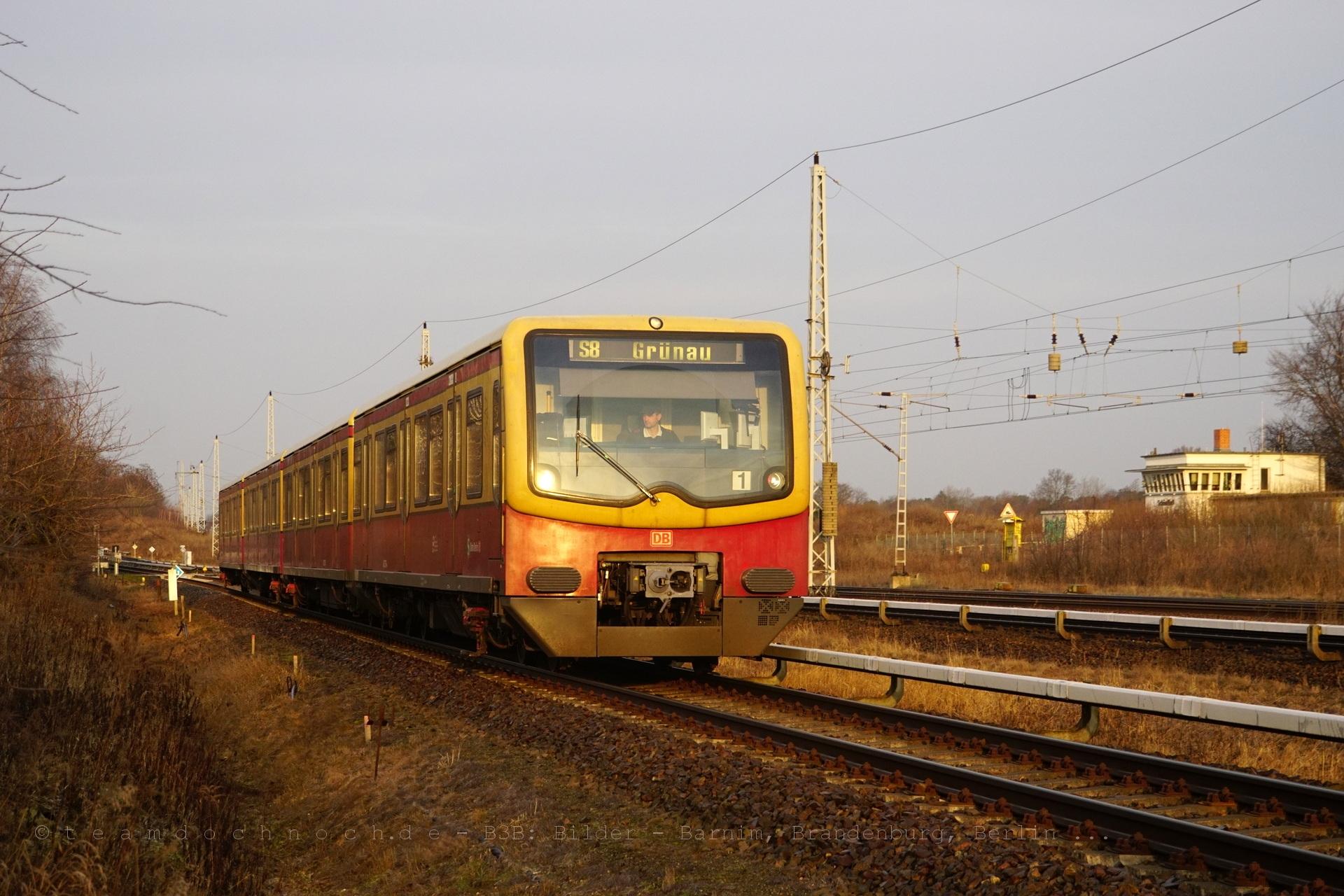 S8 in Schönfließ