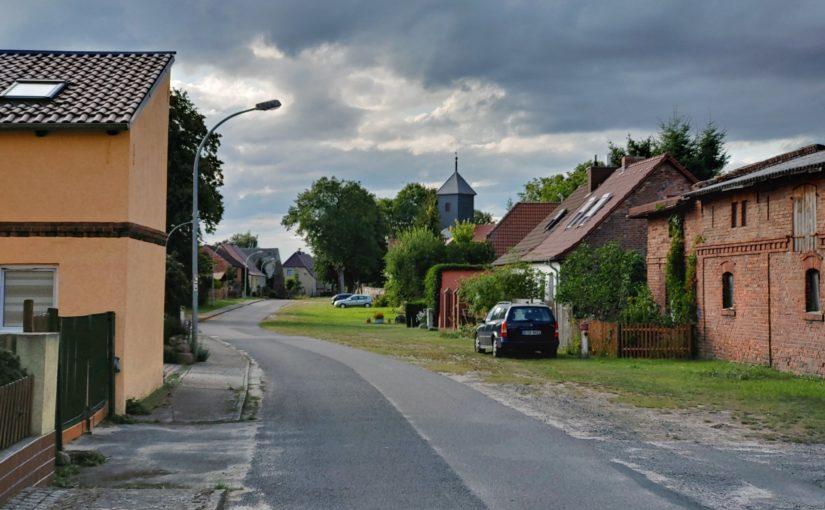 Ortsdurchfahrt Wollenberg