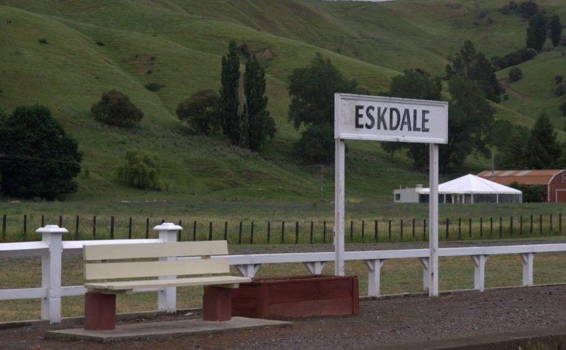 Bahnhof ESKDALE