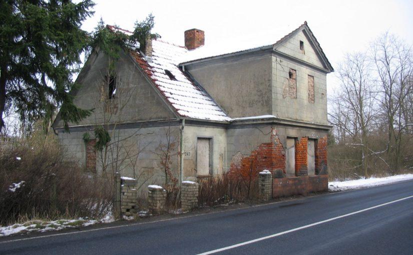 Chausseehaus Werftpfuhl, B158