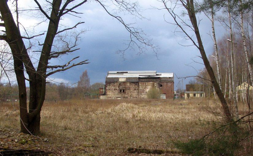 Kraftwerk Finow am Finowkanal