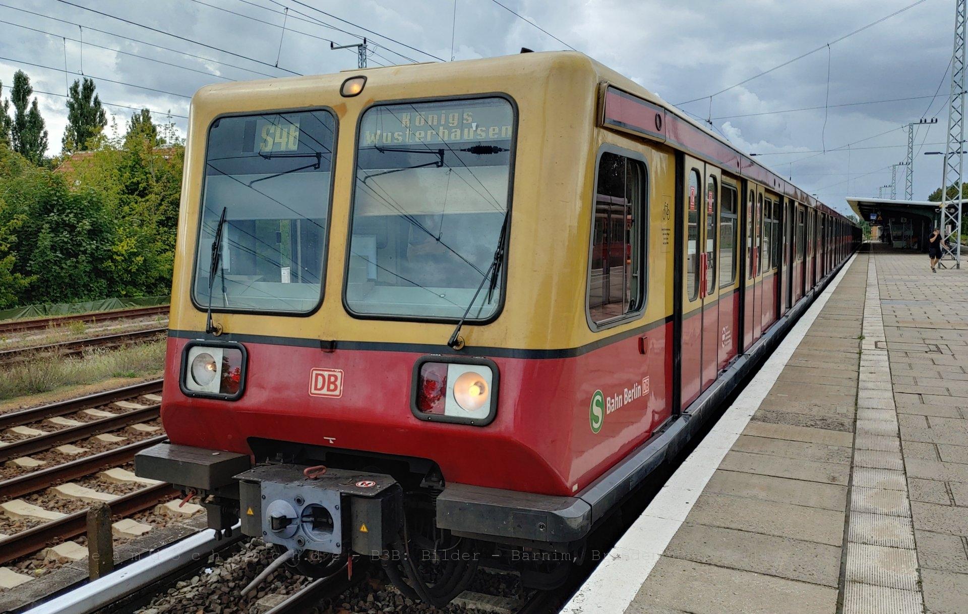 S-Bahn Berlin, Triebwagen 485 028-5