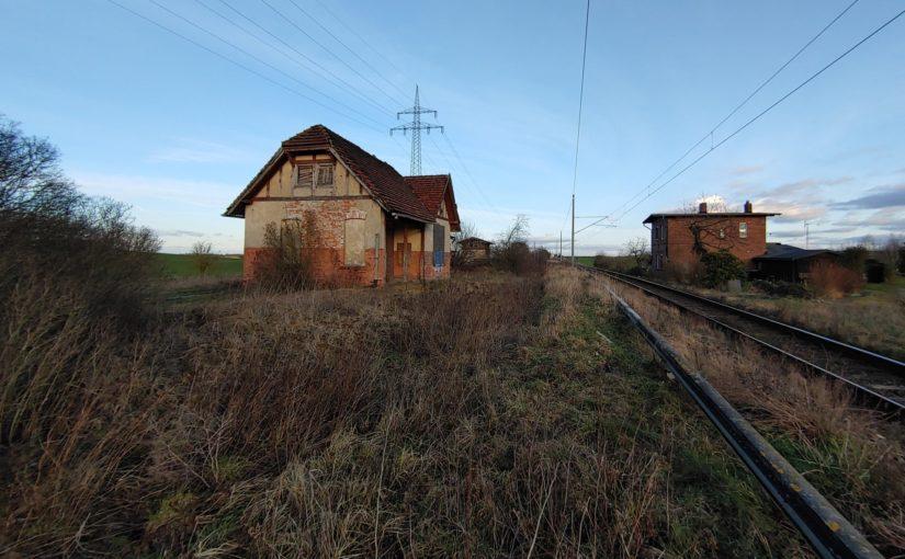 Bahnhof Niederlandin