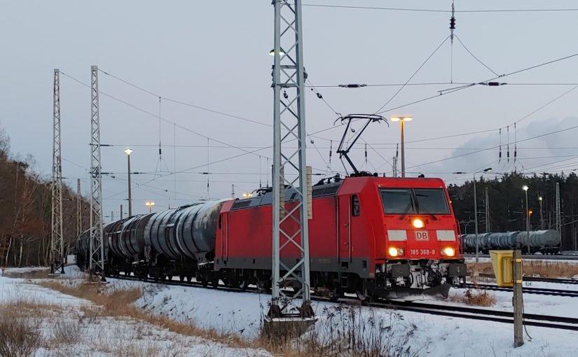DB 185 368 in Stendel