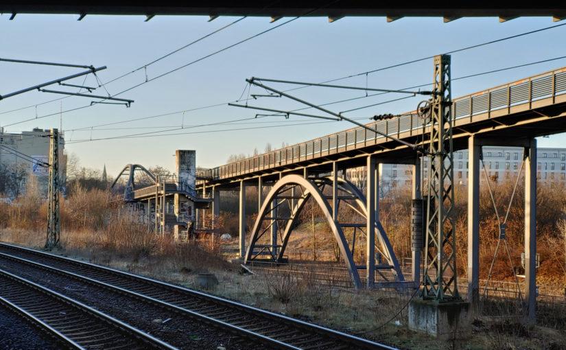 Brücke Schwedter Steig