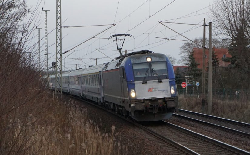 IC nach Berlin