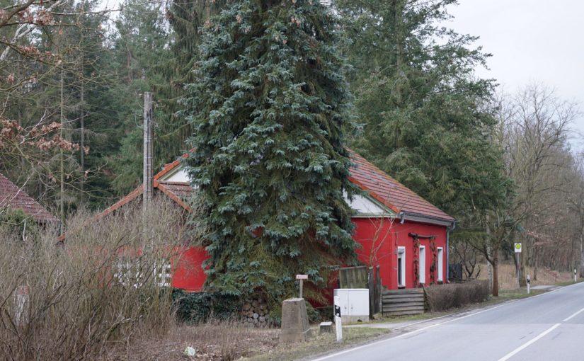 Grenzhaus / Chausseehaus B2