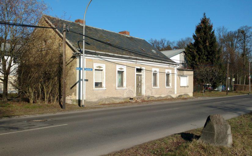 Chausseehaus Angermünde, Puschkinallee