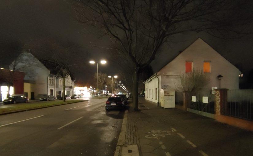 Chausseehaus Ollenhauser Straße
