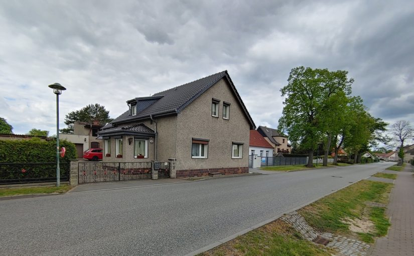 Chausseehaus in Schwante