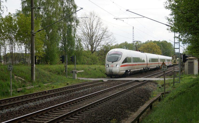 ICE 1711 nach München Hbf in Serwest