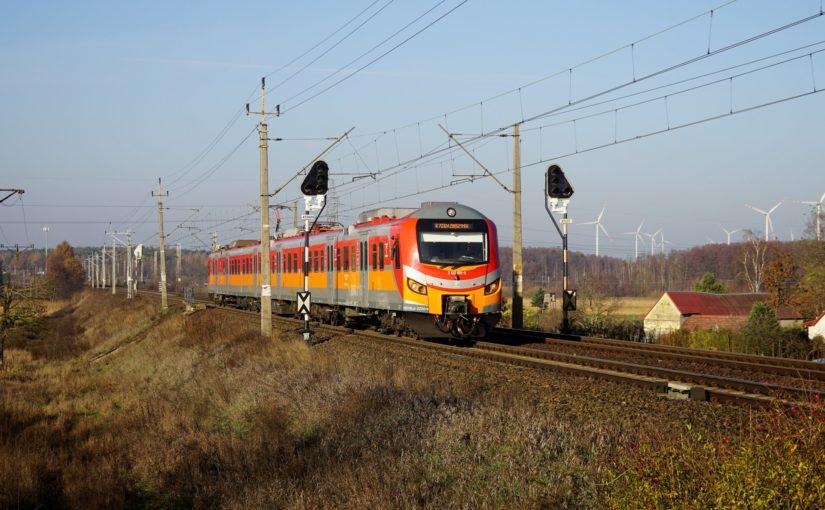 EN57ALd-2224ra von Polregio als R70324 nach Zbąszynek