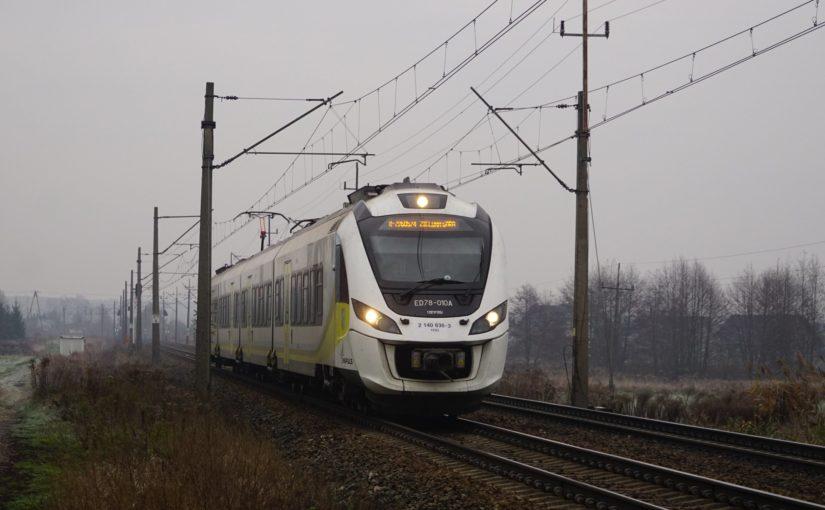 ED78-010A bei Zbąszyń