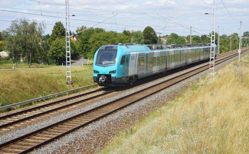 eurobahn ET 4.08 bei Gutengermendorf