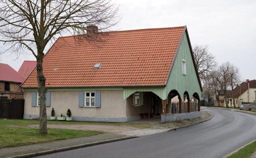 Vorlaubenhaus in Zichow