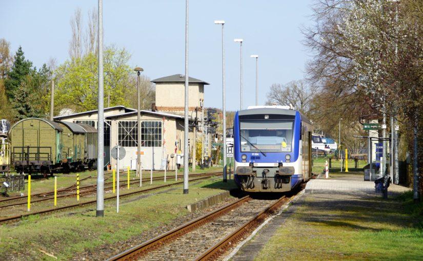 NEB VT 004 in Rheinsberg