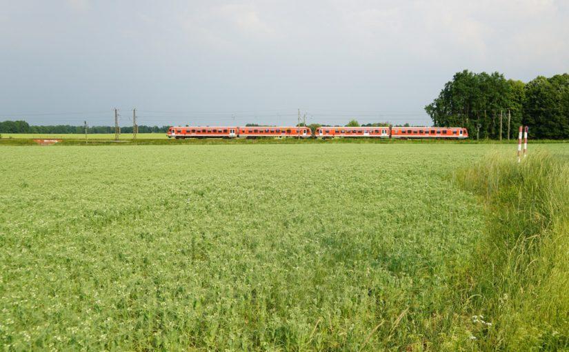 Doppeltraktion nach Szczecin