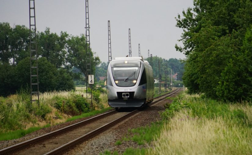 MRB 0013 kurz vor Borsdorf