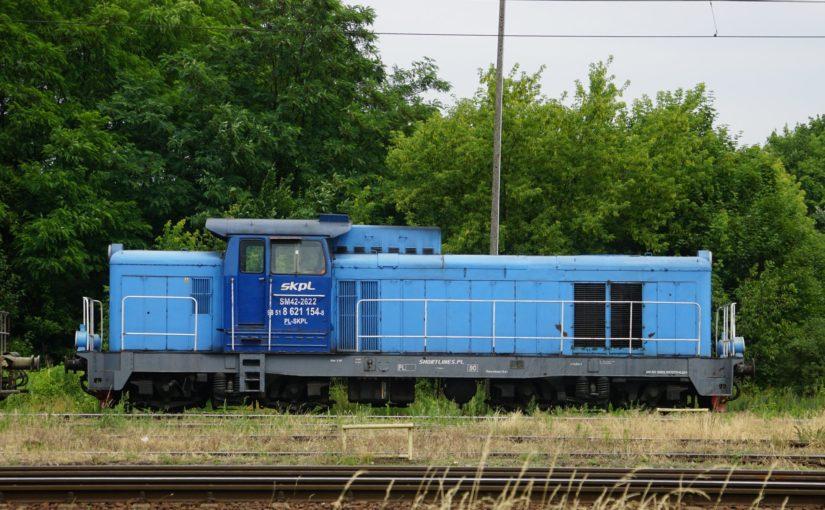 SKPL SM42-2622 in Kostrzyn