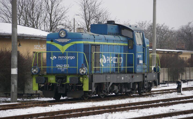 SM42-1093 in Kostrzyn