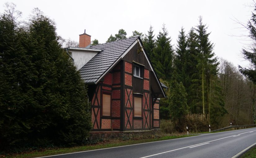 Chausseehaus Fährkrug Templin