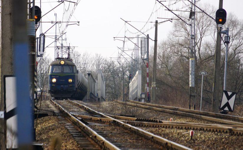 ET22-1147 auf der Most Rzepiński