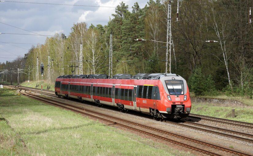 442 331 als RB24 nach Senftenberg in Biesenthal