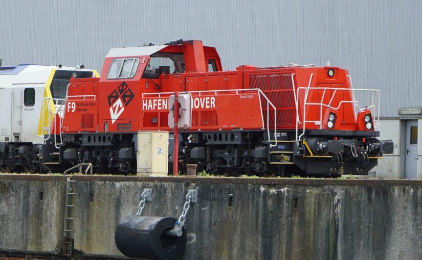 Hafen Hannover F9