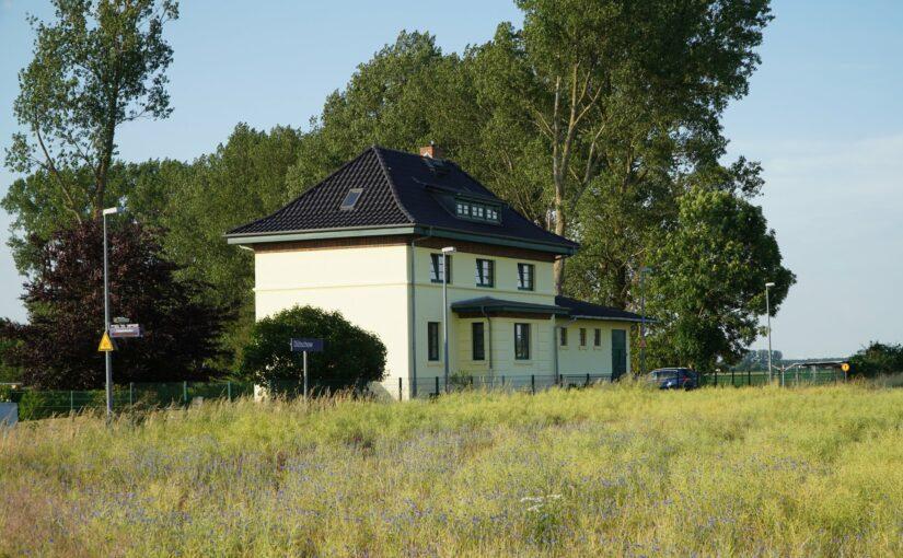 Bahnhof Dütschow