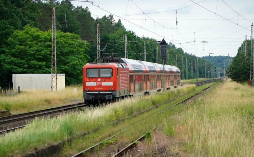 RE3 nach Bernau in Chorin