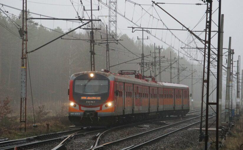 EN57-2034ra in Jerzmanice Lubuskie