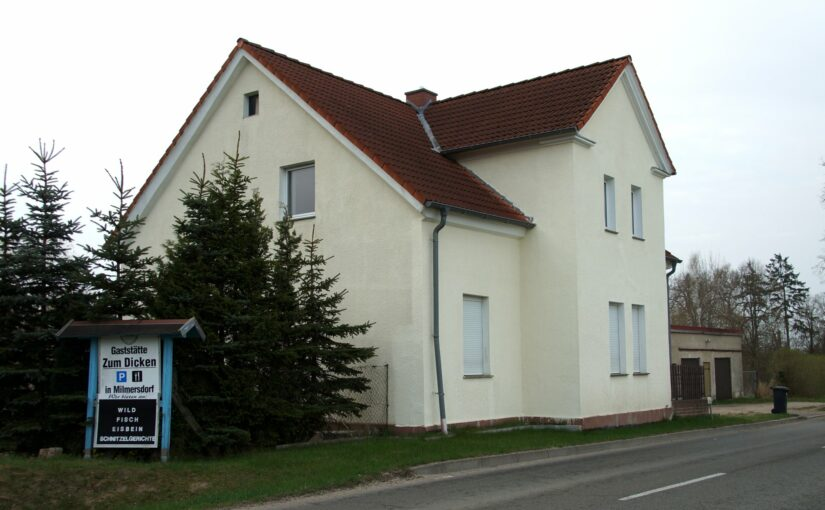 Chausseehaus Milmersdorf