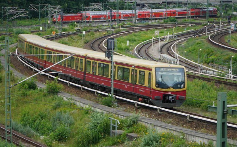 S1 nach Oranienburg an der Behmbrücke