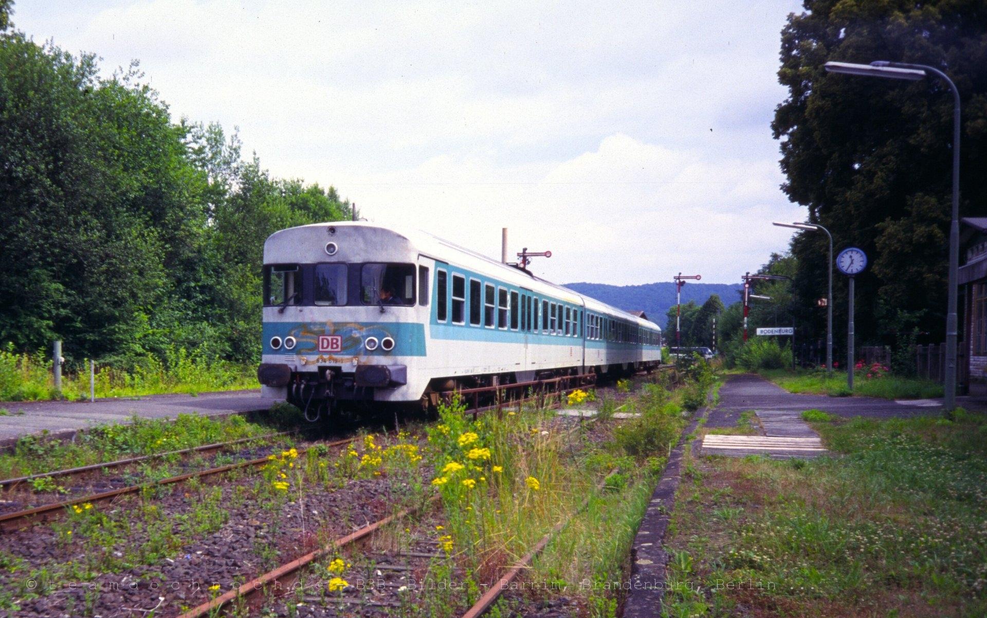 634 619-1 in Bodenburg