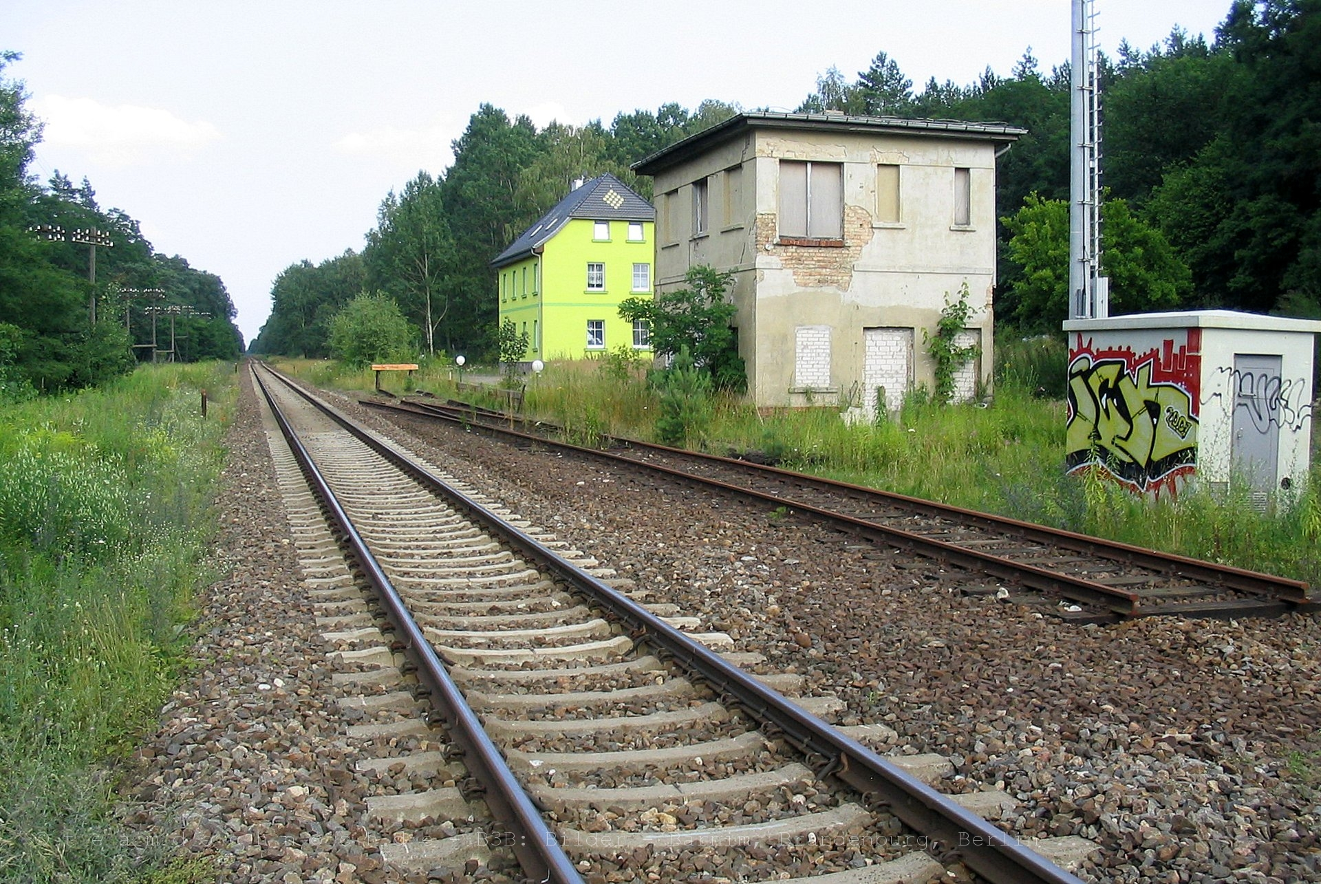 Bahnhof Rotes Luch