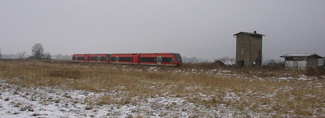 GTW 2/6 im Doppelpack in Beetz-Sommerfeld