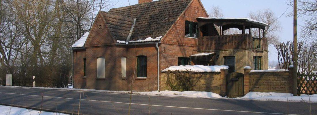 Chausseehaus Falkenberg Papiermühle
