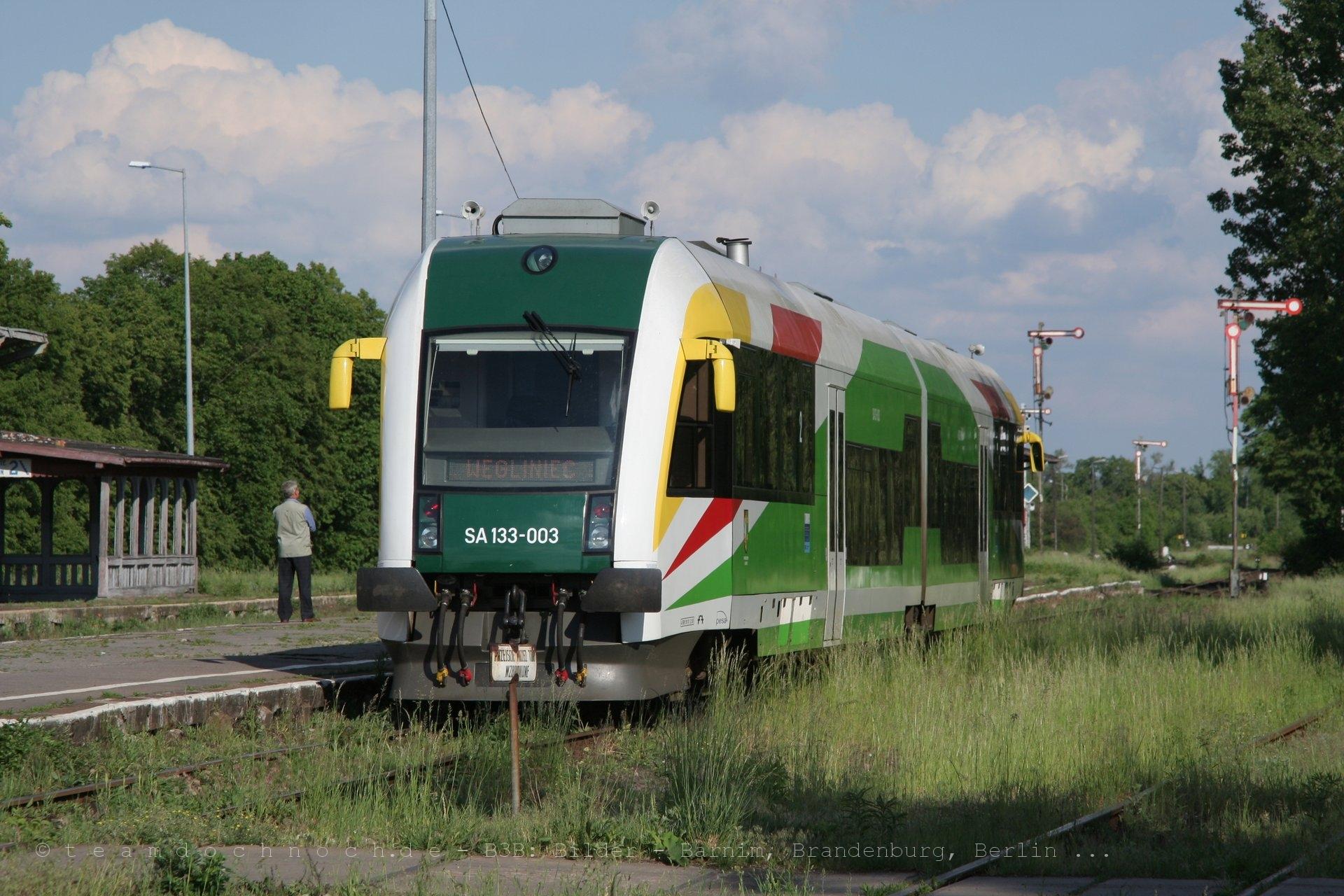 SA133-003 in Zary