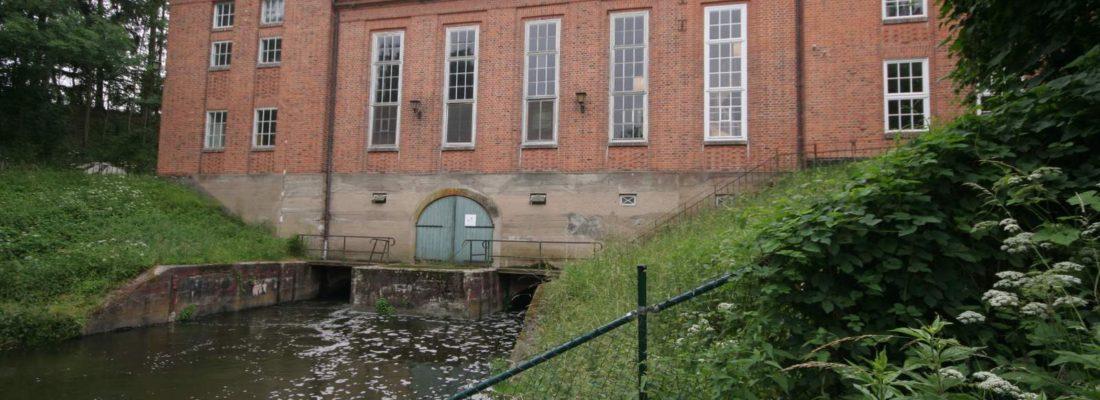 Wasserkraftwerk Zülow