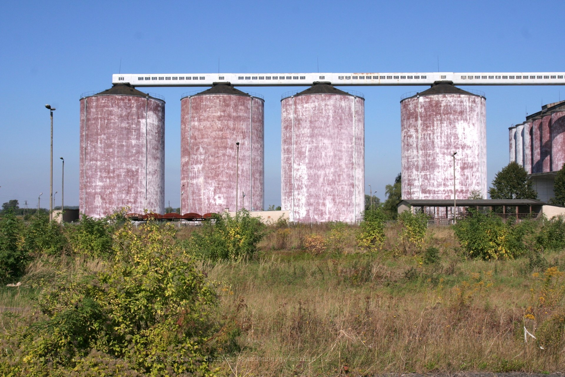 Getreidespeicher in Pyrzyce