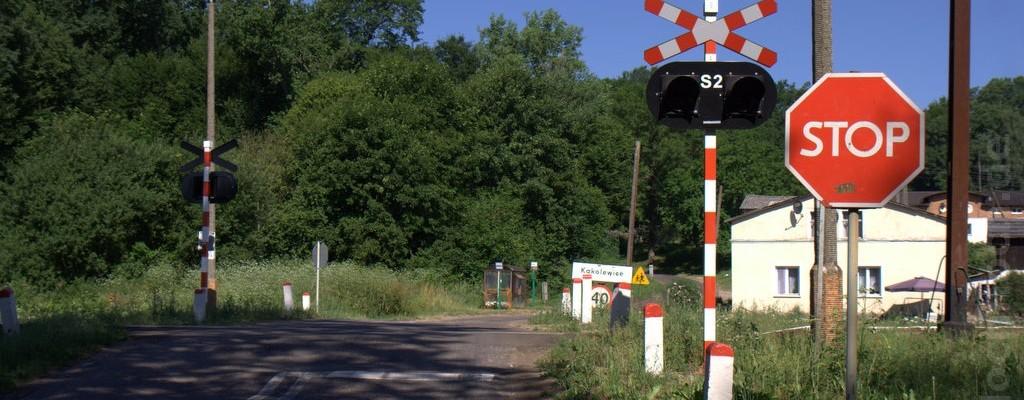 Bahnhof (Haltepunkt) Lesięcin