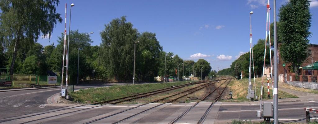 Bahnhof Złocieniec